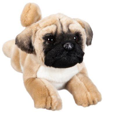 Pug 12 Inch Stuffed Animal