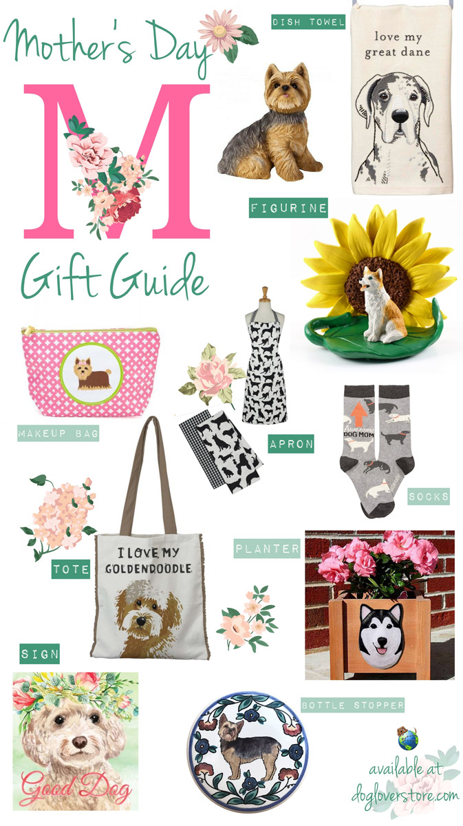 2020 Mother's Day Dog Gift Ideas
