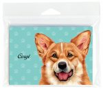 Corgi Dog Note Cards & Envelopes