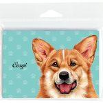 Corgi Dog Note Cards & Envelopes