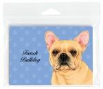 French Bulldog Note Cards & Envelopes