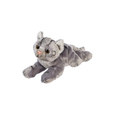 Gray Cat Bean Bag