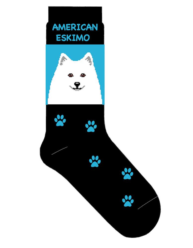 American Eskimo Socks