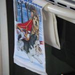 Malamute Kitchen Hand Towel 1