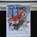 Malamute Kitchen Hand Towel 2