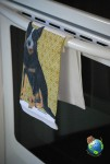 Australian Cattle Dog Kitchen Hand Towel