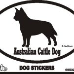 Australian Cattle Dog Bumper Sticker