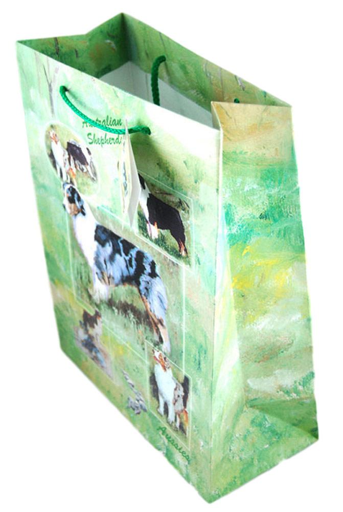 Australian Shepherd Gift Bag