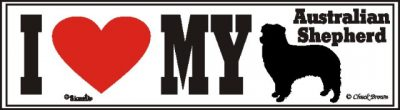 Australian Shepherd_dog_love_bumper_sticker