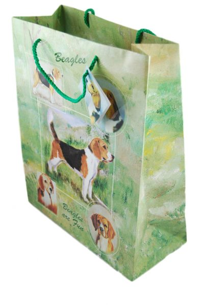 Beagle-Dog-Gift-Present-Bag-400341660206