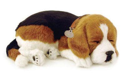 Beagle Perfect Petzzz Breathing Dog