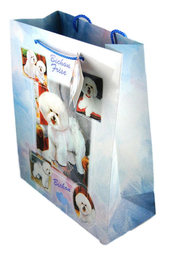 Bichon Frise Gift Bag