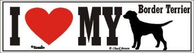 Border Terrier_dog_love_bumper_sticker