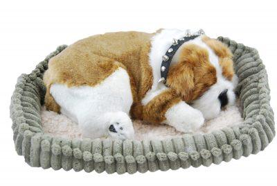 Bulldog Perfect Petzzz Breathing Dog