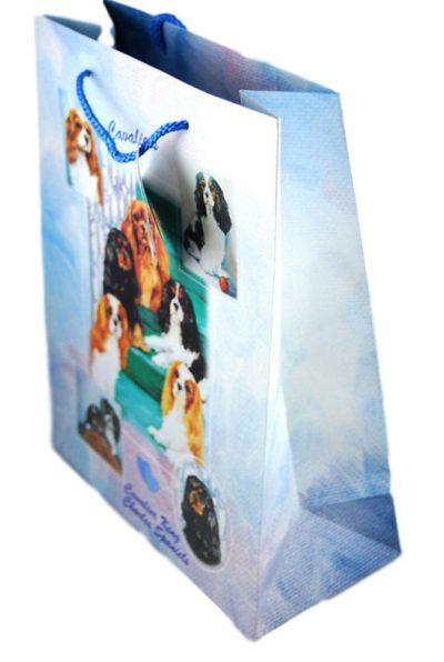 Cavalier King Charles Gift Bag