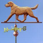 Chesapeake Bay Retriever Dog Weathervane