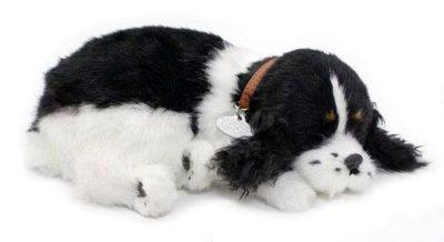 Cocker Spaniel Perfect Petzzz Breathing Dog