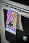 Corgi Kitchen Hand Towel Puppies