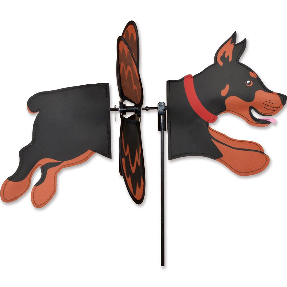 Doberman Pinscher Spinner