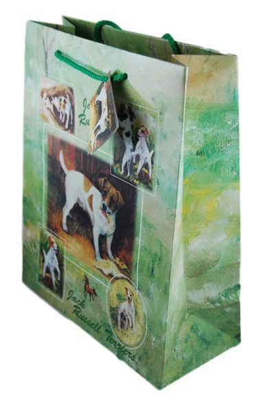 Jack Russell Terrier Gift Bag