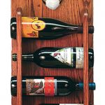Welsh Corgi Pembroke Dog Wood Wine Rack Bottle Holder Figure Sable 3