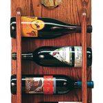 Yorkshire Terrier Dog Wood Wine Rack Bottle Holder Figure 3