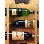 Cocker Spaniel Dog Wood Wine Rack Bottle Holder Figure Brn 4