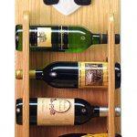 Cavalier Charles Dog Wood Wine Rack Bottle Holder Figure Tri 4