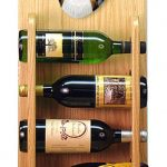 Sheltie Wood Dog Wood Wine Rack Bottle Holder Figure Blu 4