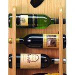 Welsh Terrier Dog Wood Wine Rack Bottle Holder Figure 4