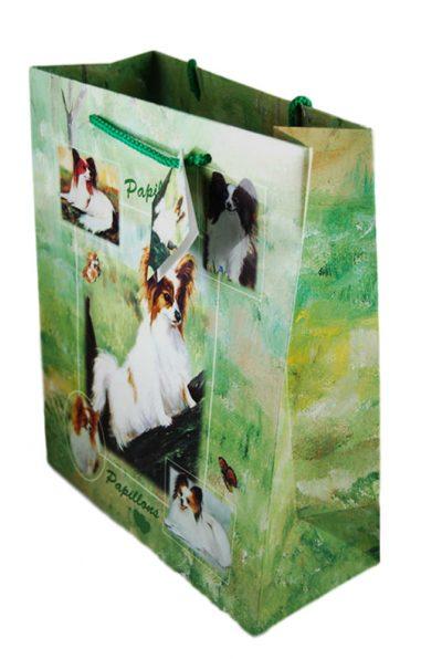 Papillon-Dog-Gift-Present-Bag-400409156313