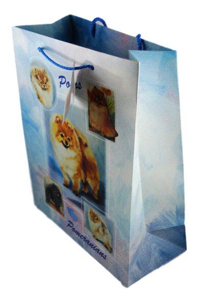 Pomeranian Gift Bag