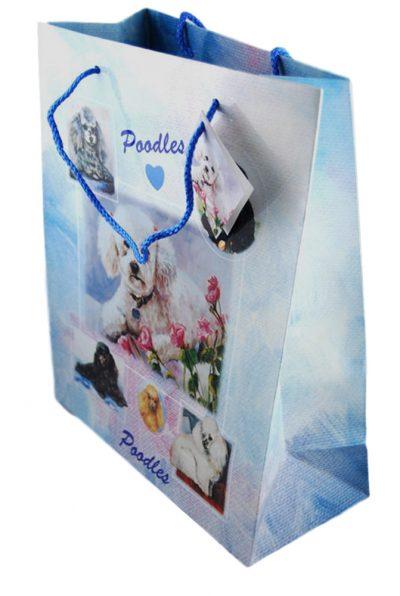 Poodle Gift Bag