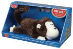Electronic Monkey Stuffed Animal