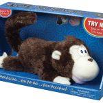 Electronic Monkey Stuffed Animal
