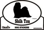 Shih Tzu Bumper Sticker