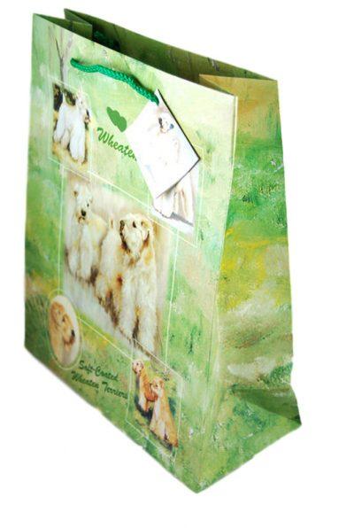 Soft Coated Wheaten Gift Bag