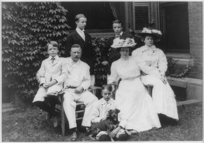 Theodore Roosevelt dog