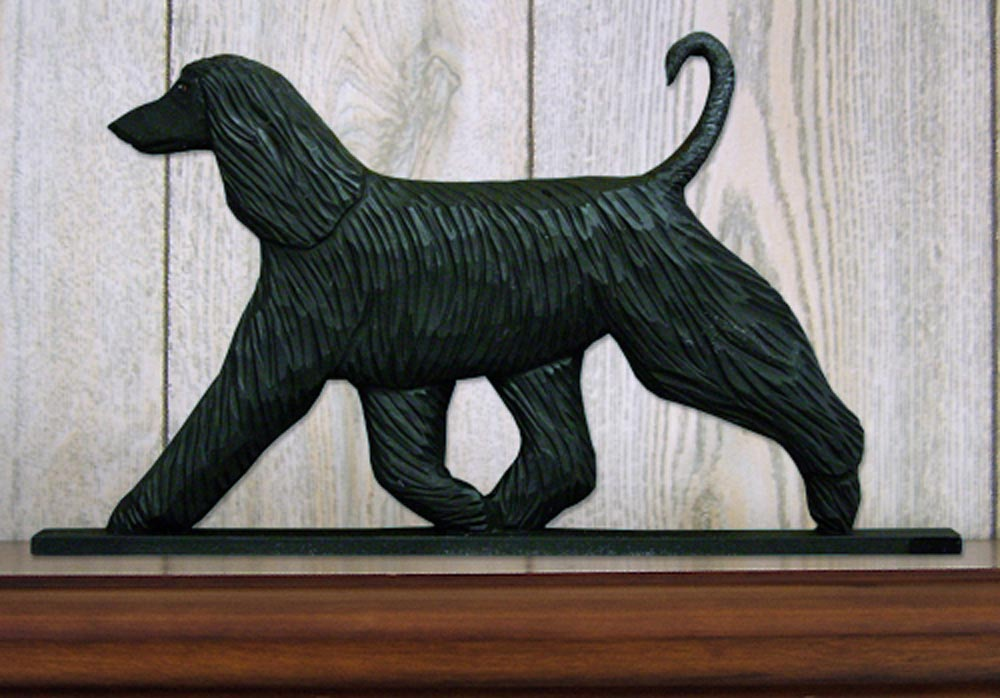afghan-figurine-plaque-wall-display-black
