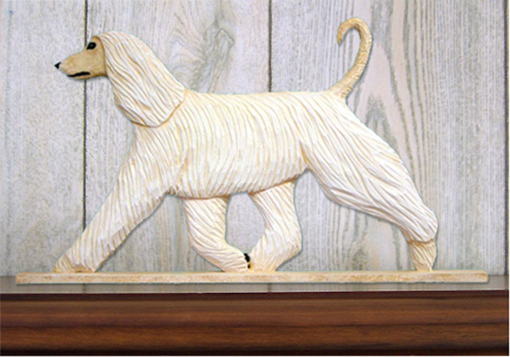 afghan-figurine-plaque-wall-display-cream