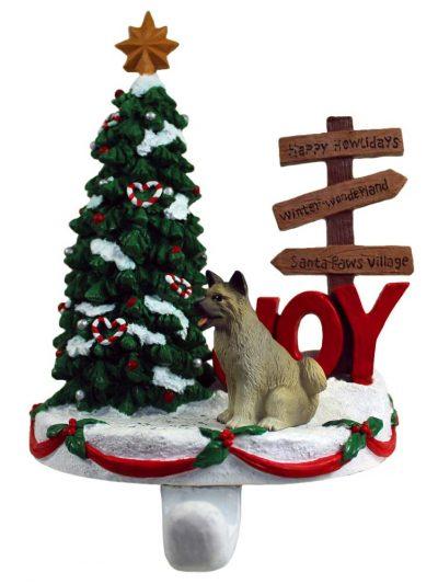 akita-stocking-holder-gray