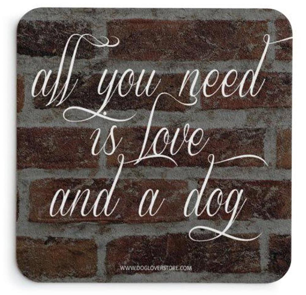 Weimaraner Wood Dog Sign Wall Wall Plaque Photo Display 5 x 10 + Bonus Coaster 2