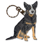 Pewter Animal Keychains