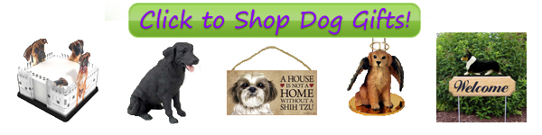 Dog Gifts Banner
