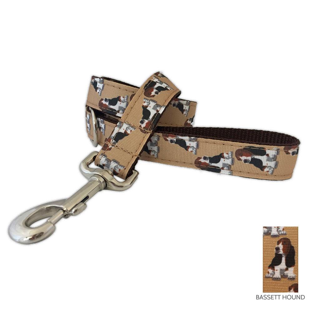 basset-hound-leash