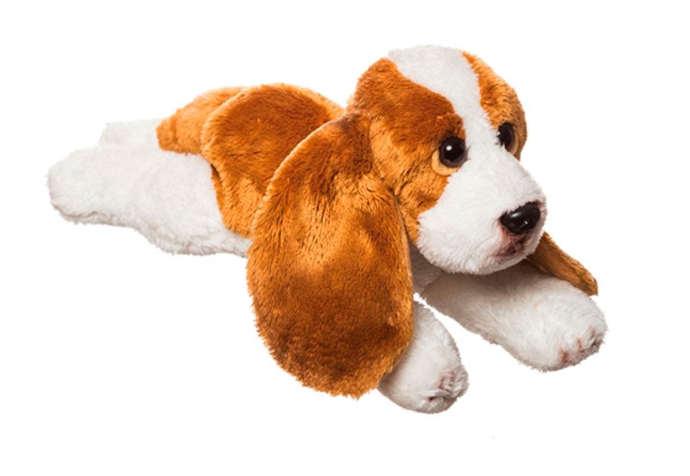 Basset Hound Bean Bag Stuffed Animal