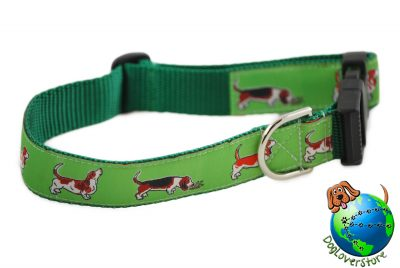 Collars for Basset Hounds Basset Hound Collars