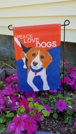 beagle-garden-flag