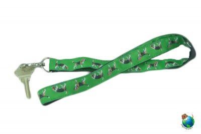 Beagle Lanyard Key Holder Badge Holder