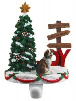 Beagle Stocking Holder Hanger